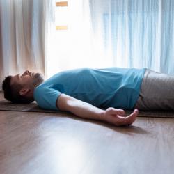 Yoga nidra d'autoguérison