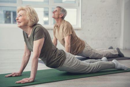 Yoga Seniors Nantes