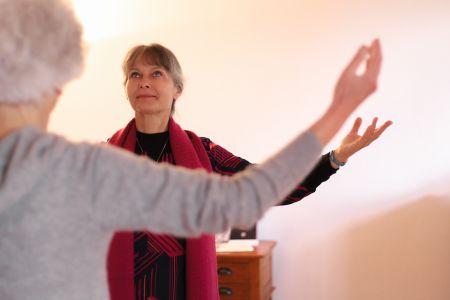 Yoga individuel et yoga thérapeutique Nantes